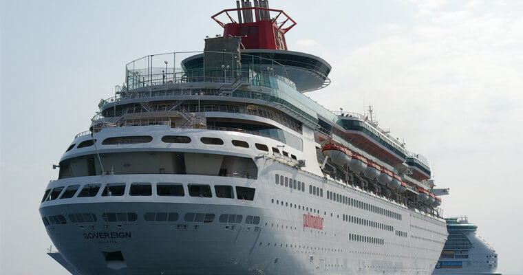 SOVEREIGN de PULLMANTUR